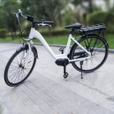 36V 250W Bafang City Electric Bicycle最大中間モーター女性