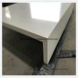 Countertop van het Kwarts van China Zuivere Witte voor het Project van de Keuken