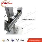 20W/30W 표하기 금속을%s 고속 테이블 유형 섬유 Laser 표하기 기계