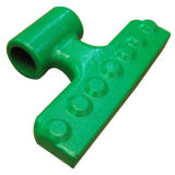Metallherstellung-Investitions-Gussteil-Ersatzteile