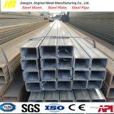 Q235B Quadrat und runde Stahlrohr-schweissende Stahlrohre