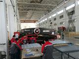 Обрабатывать пунш изготовления кронштейна частей CNC металлического листа пробивая изготовленный на заказ
