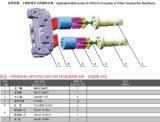 Delen Hpv102 van de Reeks van Hitachi van de Delen van de Pomp van de fabrikant Extra (EX200-5/6)