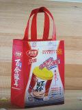 Poco costosi promozionali non tessuti trasportano il sacchetto