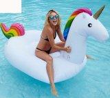 大きい白鳥デザイン膨脹可能なPVC水泳のリング