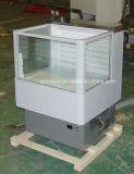Supermarché commerciale Ouvrez Affichage vitrine de présentation de haute qualité d'un réfrigérateur/congélateur/rideau d'air d'affichage d'impulsion d'un réfrigérateur
