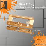 Serratura calda della finestra di scivolamento del hardware della finestra di vendita e della maniglia di portello in zinco