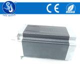 Mejor vender NEMA 23 Motor de pasos de 57mm 112mm 3A Ce RoHS ISO para la impresora 3D.