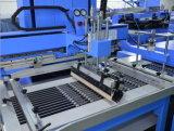 Prezzo automatico della stampatrice dello schermo del singolo di colore nastro della saia