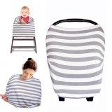 Het De borst geven van de Verzorging van de baby Katoen Esg10410 van het multi-Gebruik van de Sjaal van de Dekking het Flexibele Unisex- Super Zachte