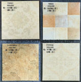 Mattonelle di pavimento di pietra di marmo rustiche della stanza da bagno calda di vendita del materiale da costruzione