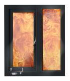 高い透過合成の火の評価されるガラスとの火評価されるWindows