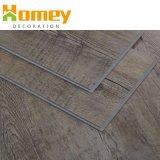 La conception populaire Revêtement UV Plastique Vinyle Spc Flooring