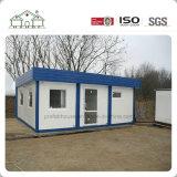 집으로로 조립식 강철 구조물이 중국 공장에 의하여 이동할 수 있는 샌드위치에게 모듈 집 또는 기숙사 또는 사무실 했다