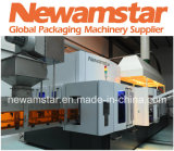 Máquina rotatoria del moldeo por insuflación de aire comprimido