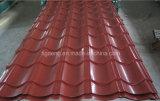 La arquitectura antigua PPGI/ Color Teja esmaltada de acero recubierto de impermeabilización de cubiertas