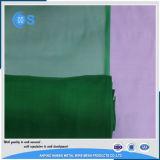Schermo di plastica dell'insetto della finestra del fornitore della Cina con differenti colori