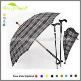 Зонтик гуляя ручки старика высокого качества 23inch