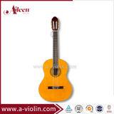 39 polegada Linden Contraplacado guitarra clássica para iniciantes (AC40)