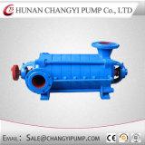 Pompa centrifuga a più stadi orizzontale con il motore elettrico
