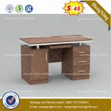 L classique meubles de bureau de forces de défense principale de Tableau de bureau de CEO de forme (HX-8NE005)