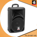 Altoparlante portatile PS-2010bt-Wb del carrello di Bluetooth Wirelss