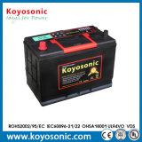 Batterij van de Auto van het Onderhoud van de Prijs van de fabriek 12V 70ah de Vrije Elektrische, AutoBatterij