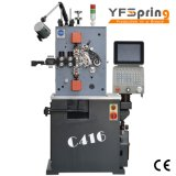 YFSpring Coilers C416 - оси диаметр провода 0,15 - 1,60 мм - пружины сжатия машины