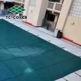 Bom desempenho de malha de plástico da tampa de segurança Novo Design para pools de grande preço a granel