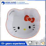 15.5inch Cat Shaped Melamine Trays