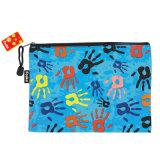 Hot Sale tissu sac zip/PVC Sac postal