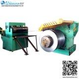 長さラインストレートナ機械に切られる油圧鋼鉄