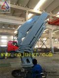 Het Hydraulische Gewricht van de Motor van Shanghai Enjue en de Ineenschuivende Kraan van het Schip