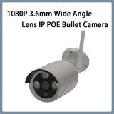 1080P HDの屋外の防水小型弾丸ネットワーク無線IPのカメラ