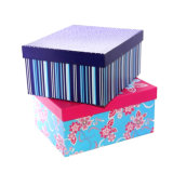종이 포장 구두 상자를 인쇄하는 색깔
