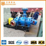 L'horizontale à plusieurs stades de la pompe à eau centrifuge