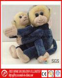 Gran Mono de ratón de peluche juguete con la certificación EN71