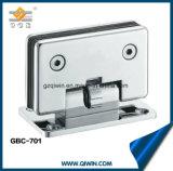 90度のシャワーのハードウェア(GBC-701)の油圧ドアヒンジ