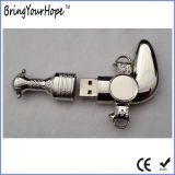 회검 디자인 USB 펜 지팡이 (XH-USB-130)