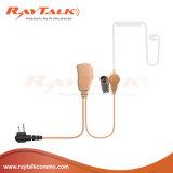 2 fils tube acoustique de Surveillance de l'écouteur pour Motorola EP450