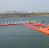 Jiachen Anti-Skid Plataforma flotante con certificado CE