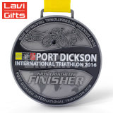 Direct Factory Chinese To manufacture Custom Custom 3D 2 Inches Track Medal