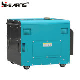 Couleur rouge diesel silencieuse du générateur 5.5kw (DG8500SE)