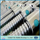 曲がる機械(SFU4005)のための中国の精密40mmボールベアリングねじ