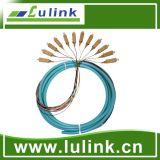 Coleta óptica de fibra de las memorias del LC milímetro 6 del surtidor de la fábrica
