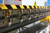 Máquina de dobra automática Wc67k da folha de metal