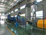 De kleine PE van het Afval van de Capaciteit de plastic film van Polythylene lijn van de recyclingswas