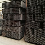ASTM A500 Grad eine Metallquadrat-Rohrleitung b-C in schwarzem und blank Zustand