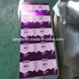 Elektrolytische Farbe beschichtete lackierten Zinnblech-Ring für Geschenk-Kasten