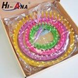 円の織機、プラスチック品質の帽子の織機、円形の編む織機